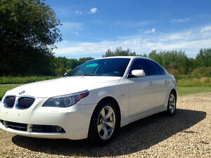 2007 BMW 525i LOW KMS EXCELLENT CONDITION