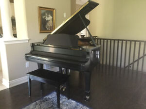 """Wagner 6'1"""" Grand Piano by Young Chang"""