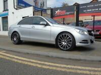 2012 Mercedes-Benz C Class 2.1 C200 CDI SE (Executive) 7G-Tronic Plus 4dr
