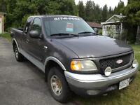 2003 Ford F-150 XLT  7700 Pickup Truck