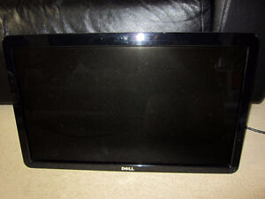 """Dell 23"""" SP2309Wc 1080P HDMI Monitor with Sanus Wall Mount."""