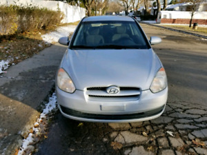 Hyundai accent automatique 2007