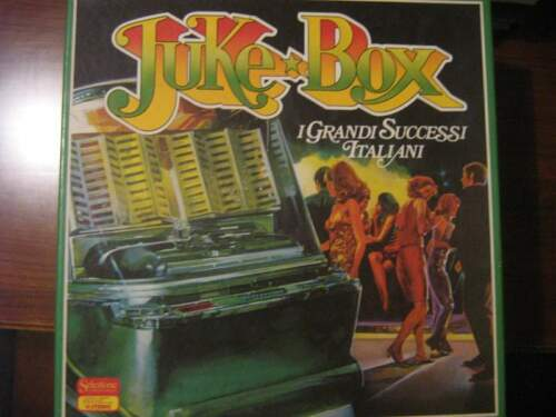 Juke Box - I Grandi Successi Italiani - 10 LP...