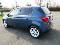 2015 VAUXHALL CORSA 1.2 STING 5DR ONLY 64000 MILES FSH MOT MARCH 22 CLIO FIESTA