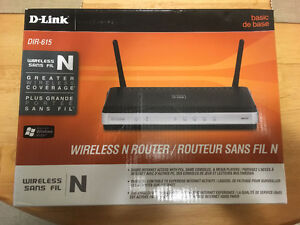 D-Link DIR615 wireless router