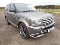 2009 Land Rover Range Rover Sport 3.6 TD V8 HSE 5dr
