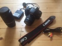 Canon EOS 600D with additional Zoom Lense £380 ONO