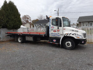 Plate-Forme Hino 258LP 2006
