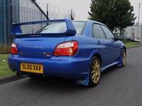 2005 Subaru Impreza 2.0 WRX STi Type UK 4dr