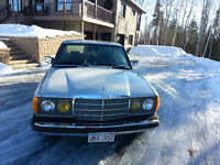 Mercedes-Benz 300-Series TurboDiesel