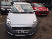 2009 FIAT GRAND PUNTO !!AUTOMATIC!! GREAT 5 DOOR HACHBACK £2195!!!