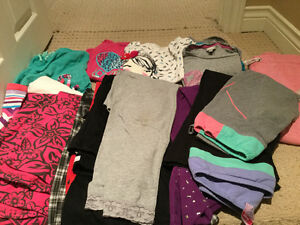 Girls clothing size 10/12