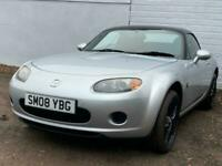 2008 Mazda MX-5 1.8 Roadster 2dr Coupe Petrol Manual