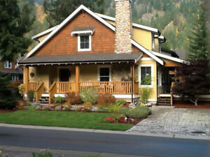 The Cottages At Cultus Lake!