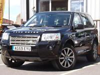 2010 Land Rover Freelander 2.2 Td4 HSE 5dr Auto 5 door Estate