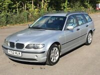 BMW 318I - AUTOMATIC - 1 YEAR MOT - 121K -FACELIFT - PX WELCOME