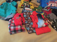 Lot boys clothes mostly size 8 10