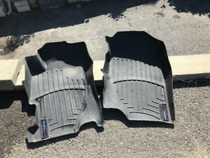 Honda Civic 01-05 Weathertech tapis.