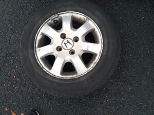 Original Rims for Honda Accord