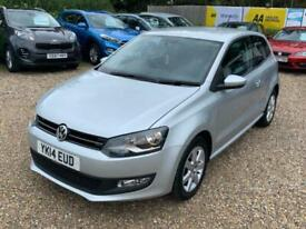 image for 2014 Volkswagen Polo 1.4 Match Edition DSG 3dr Hatchback Petrol Automatic