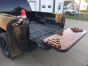 Custom tailgate beer pong tables