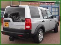 2006 (56) Land Rover Discovery 3 2.7 TDV6 7 Seater