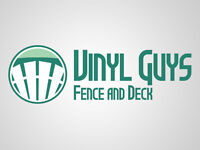 Vinyl Fence and Deck Installers
