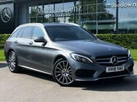 2018 Mercedes-Benz C-CLASS C 250 d 4MATIC AMG Line Estate Auto Estate Diesel Aut