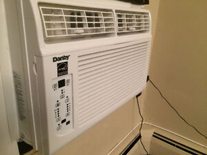 moving sale - Air Conditioner - Danby 8000 BTU