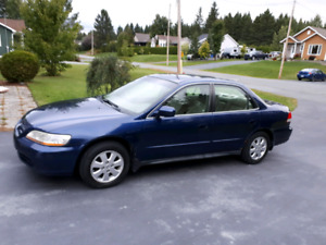 Honda Accord 2002  68500km