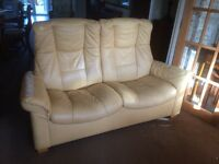 EKORNES STRESSLESS RECLINER SOFA