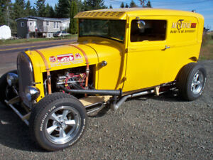MODEL A SEDAN DELIVERY--NEW PRICE!