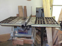 King Tablesaw
