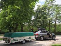 Pennine Pathfinder folding camper