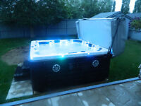 46 Jet Sun Ray Spas Hot Tub - only 1 year old