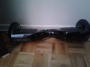 glyro hoverboard and e-scooter