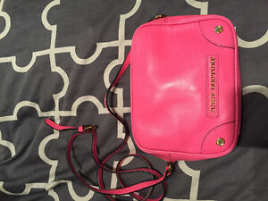 JUICY COUTURE BAG - PINK NEON