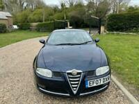 2007 Alfa Romeo GT 1.9 JTDM 16v Lusso 2dr Coupe Diesel Manual