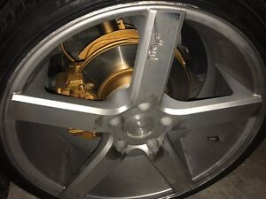 "20"" rims niche  Cambridge Kitchener Area image 3"