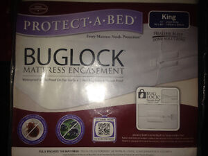Bed bug and mattress protector