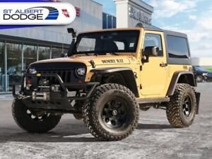 2013 Jeep Wrangler Rubicon  SMITTYBILT BUMPERS| OFFROAD RIMS AND