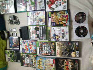 DS, Xbox 360 and PC games