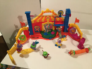 Fisher price cirque