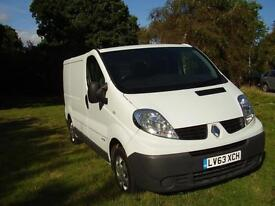 2014 (63) RENAULT TRAFIC SL27 DCi 115