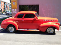 Chevrolet Business coupe 1940 - Street rod
