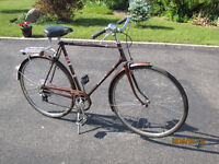 Raleigh Sprite 27 men's bicycle