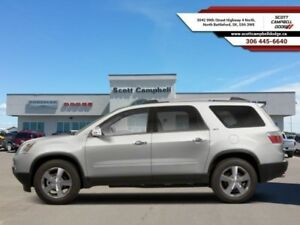 2011 GMC Acadia SLT-1  - Bluetooth -  Leather Seats