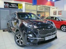 image for 2019 Kia Sportage 1.6 CRDi ISG 2 5dr DCT Auto *SAT NAV**HEATED SEATS*+14 DAY MON