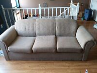 Couch & Matching Love Seat