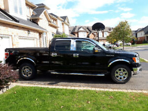 2009 F150 XLT 4x2 Supercrew Pickup Truck
